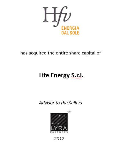 Life Energy (Soave)