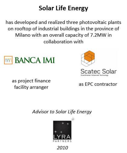 Solar Life Energy (Radius)